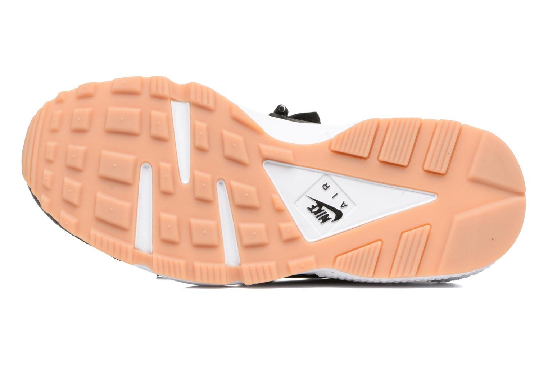 Deportivas Nike W Air Huarache Run Se Negro vista de arriba