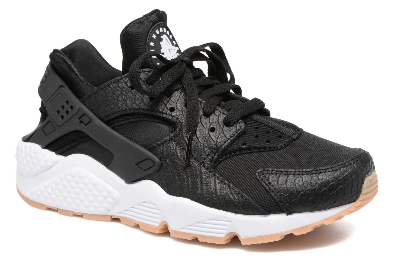 new product 7207f f38f1 Sneakers Nike W Air Huarache Run Se Svart detaljerad bild på paret