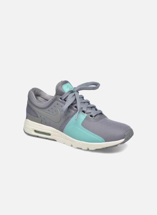 premium selection dd07e 33e4e Baskets Nike W Air Max Zero Gris vue détail paire