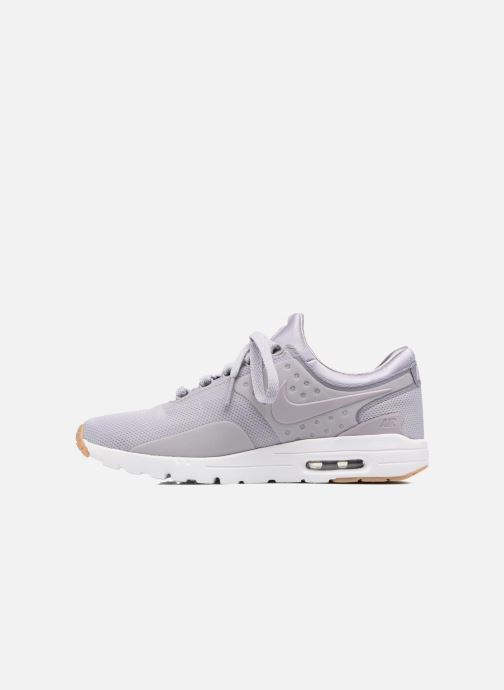 Baskets Nike W Air Max Zero Violet vue face
