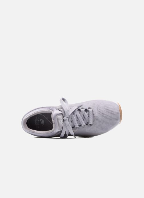 Baskets Nike W Air Max Zero Violet vue gauche