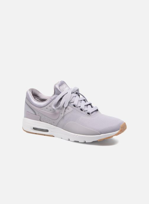 newest 4eee6 4fb12 Baskets Nike W Air Max Zero Violet vue détail paire