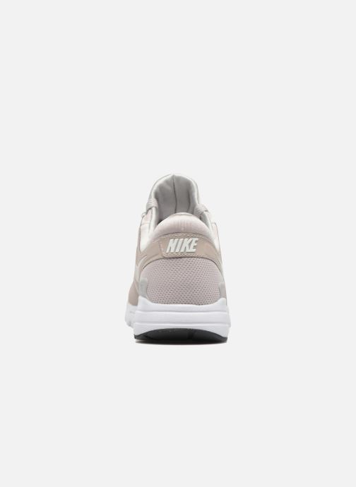 super popular 8cf9b c50dd Baskets Nike W Air Max Zero Beige vue droite