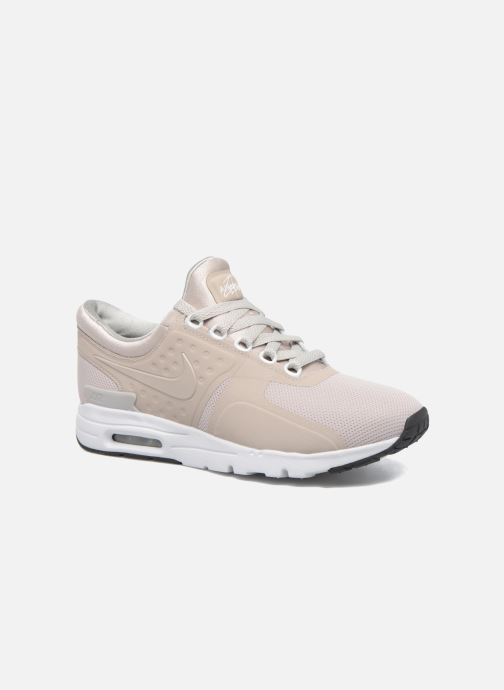 big sale 0eb93 9588d Baskets Nike W Air Max Zero Beige vue détail paire