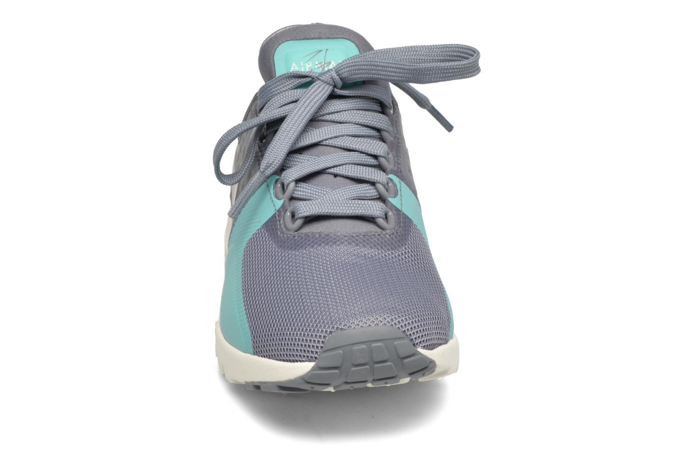 Sneaker Nike W Air Max Zero grau schuhe getragen