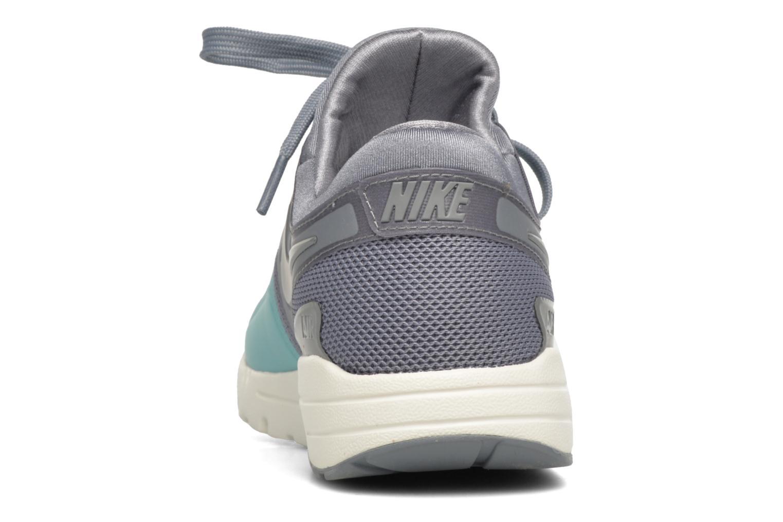 Sneaker Nike W Air Max Zero grau ansicht von rechts