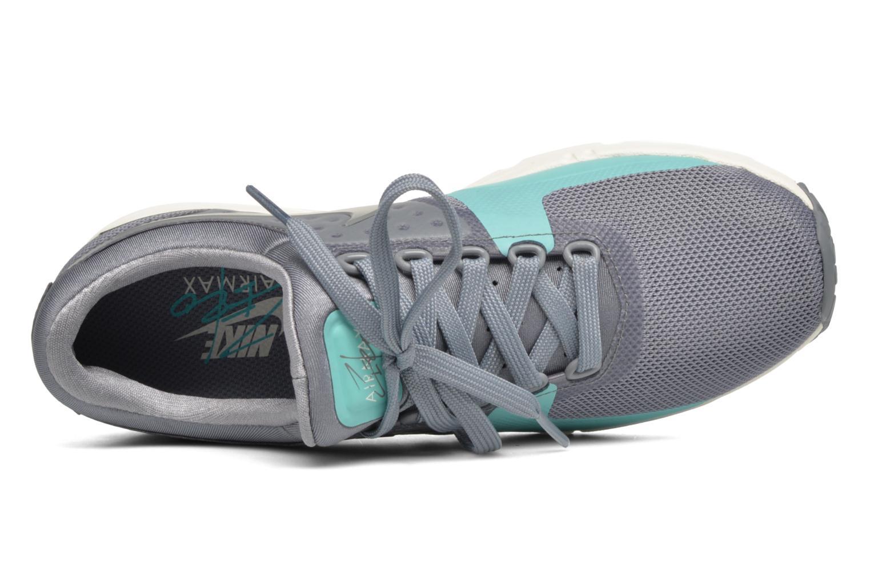 Sneaker Nike W Air Max Zero grau ansicht von links