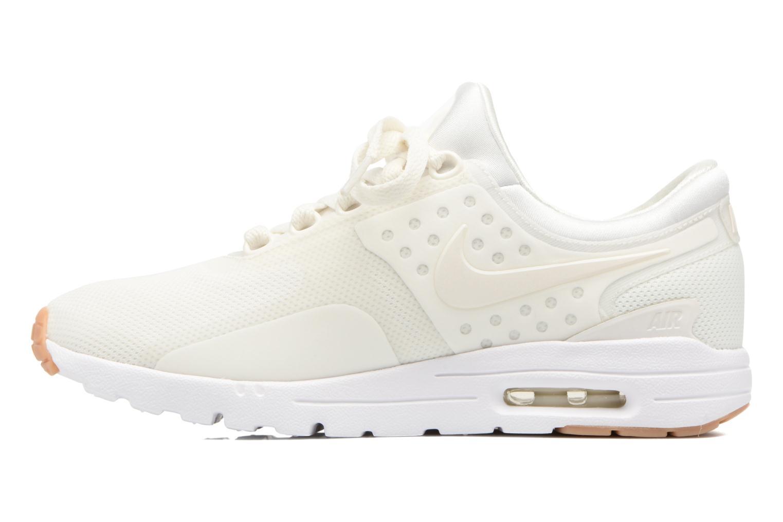 Sneaker Nike W Air Max Zero weiß ansicht von vorne