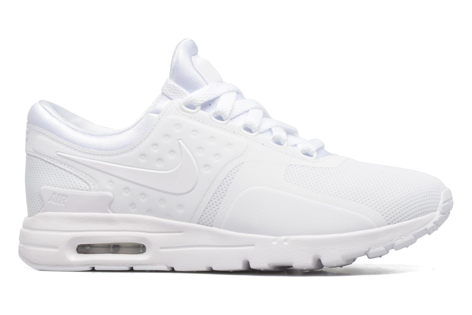 Trainers Nike W Air Max Zero White back view