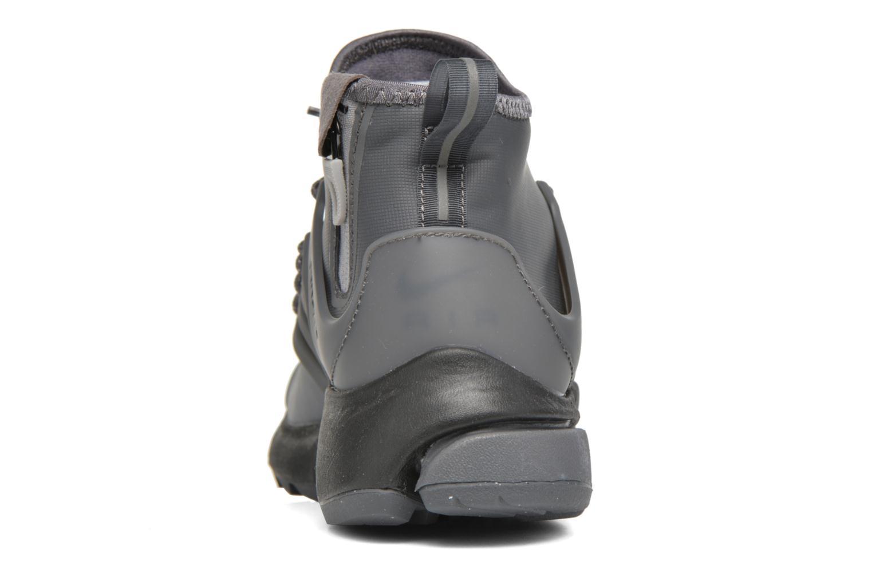 Sneaker Nike W Air Presto Mid Utility grau ansicht von rechts