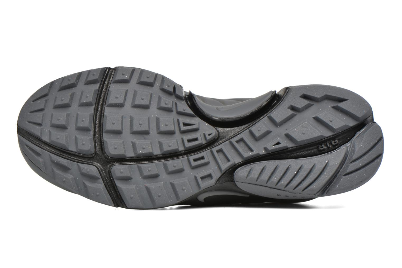 Sneaker Nike W Air Presto Mid Utility grau ansicht von oben