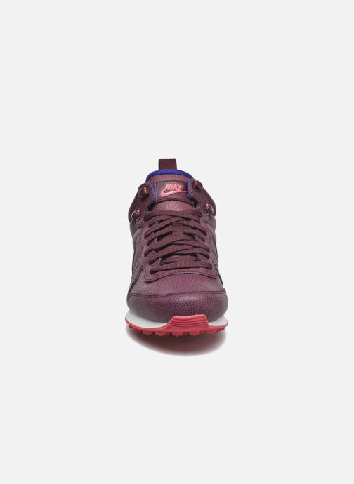 Sneakers Nike W Internationalist Mid Lthr Bordeaux model