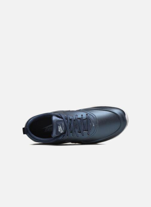 Deportivas Nike W Nike Air Max Thea Se Azul vista lateral izquierda