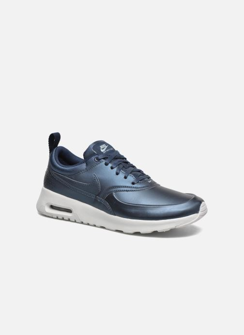 check out 6bf63 ad305 Baskets Nike W Nike Air Max Thea Se Bleu vue détail paire