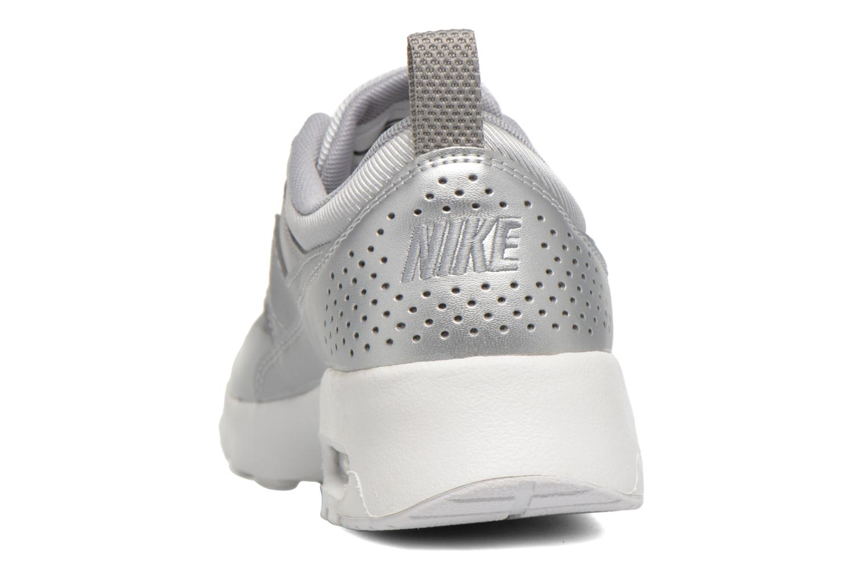 Baskets Nike W Nike Air Max Thea Se Argent vue droite