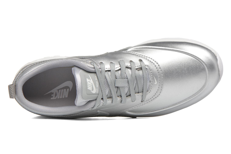 Baskets Nike W Nike Air Max Thea Se Argent vue gauche
