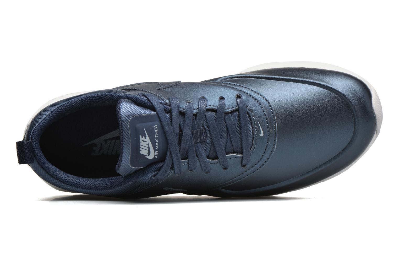Sneaker Nike W Nike Air Max Thea Se blau ansicht von links