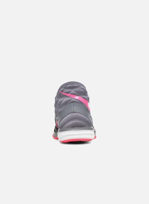 Chaussures de sport Nike W Nike Dual Fusion Tr Hit Mid Gris vue droite