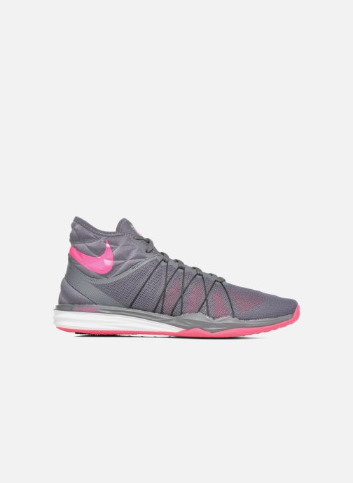 Zapatillas de deporte Nike W Nike Dual Fusion Tr Hit Mid Gris vistra trasera