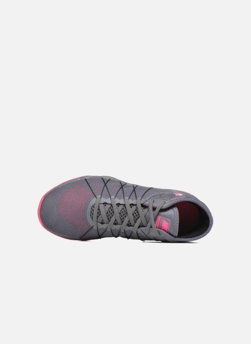 Chaussures de sport Nike W Nike Dual Fusion Tr Hit Mid Gris vue gauche