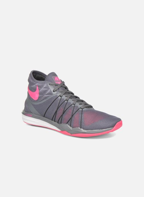 Zapatillas de deporte Nike W Nike Dual Fusion Tr Hit Mid Gris vista de detalle / par