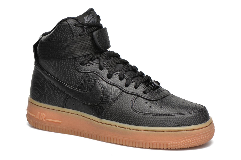 Baskets Nike Wmns Air Force 1 Hi Se Multicolore vue détail/paire