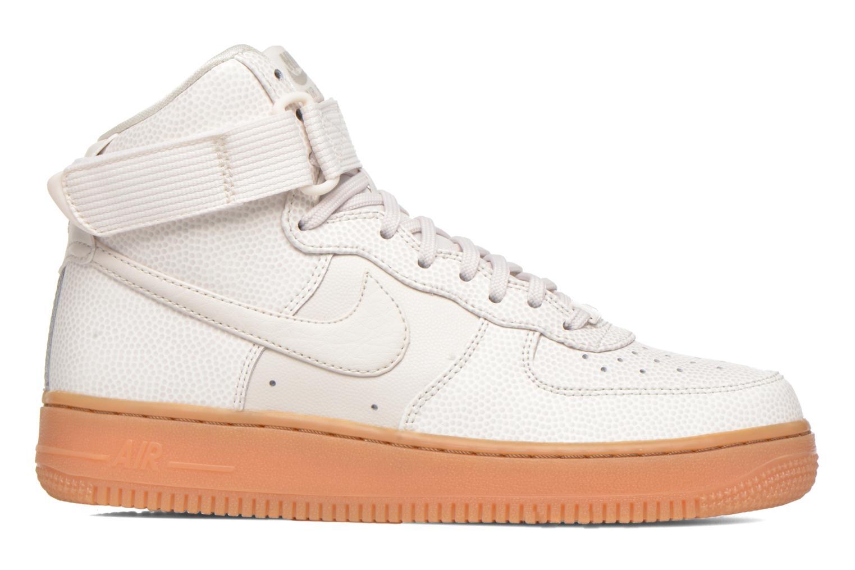 Baskets Nike Wmns Air Force 1 Hi Se Noir vue derrière