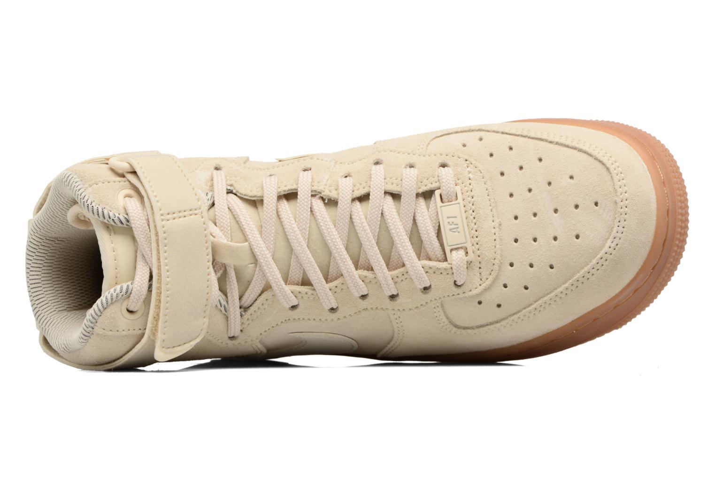 Sneakers Nike Wmns Air Force 1 Hi Se Bianco immagine sinistra