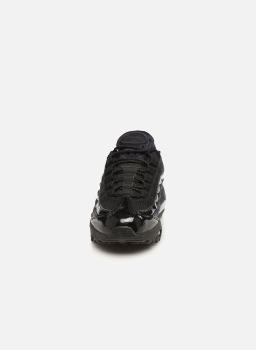 Baskets Nike Wmns Air Max 95 Noir vue portées chaussures