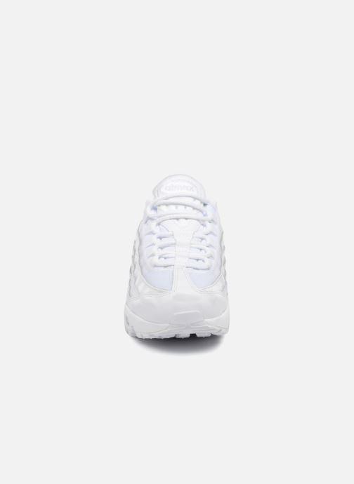 Sneakers Nike Wmns Air Max 95 Bianco modello indossato