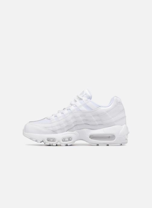 Sneakers Nike Wmns Air Max 95 Bianco immagine frontale