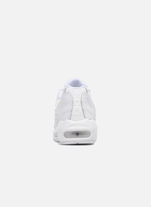 Sneakers Nike Wmns Air Max 95 Bianco immagine destra