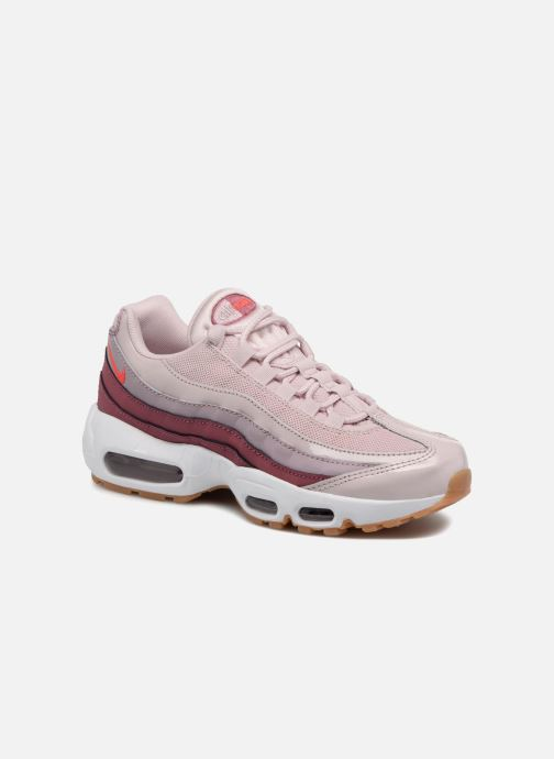 new styles cc3f3 59715 Nike Wmns Air Max 95 (Pink) - Trainers chez Sarenza (318665)