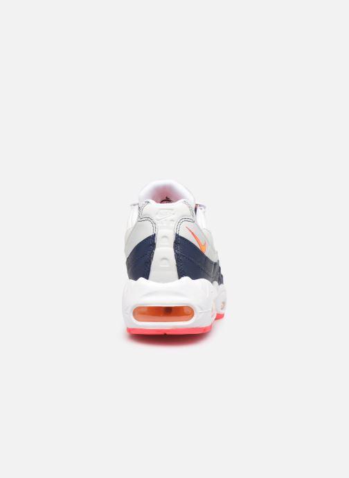 Sneaker Nike Wmns Air Max 95 mehrfarbig ansicht von rechts