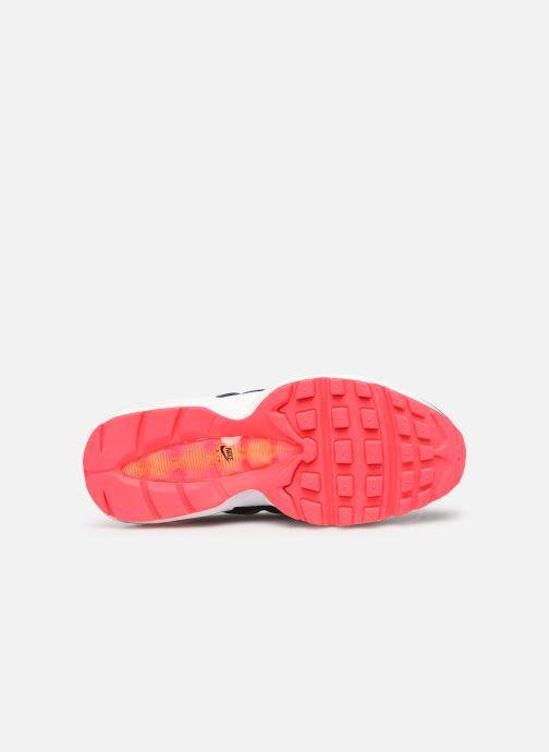 Baskets Nike Wmns Air Max 95 Multicolore vue haut