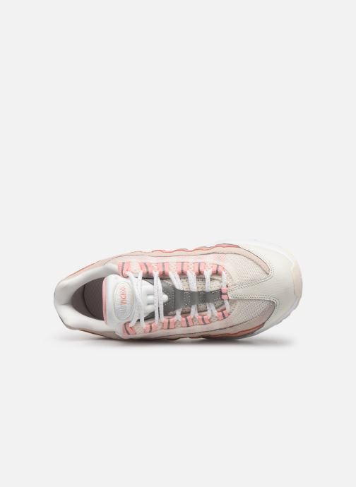 Baskets Nike Wmns Air Max 95 Rose vue gauche