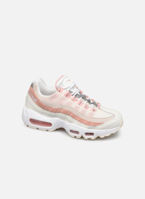 Baskets Nike Wmns Air Max 95 Rose vue détail/paire