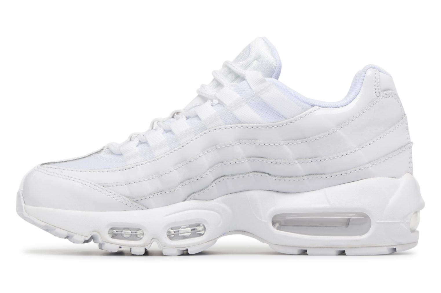 Trainers Nike Wmns Air Max 95 White front view