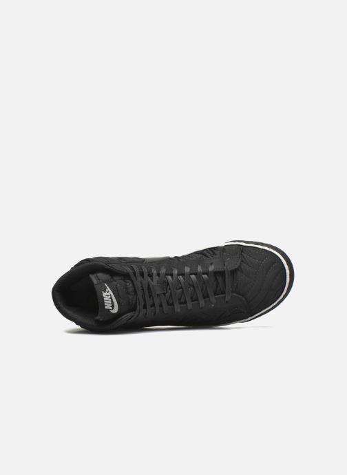 Deportivas Nike Wmns Blazer Mid Prm Se Negro vista lateral izquierda