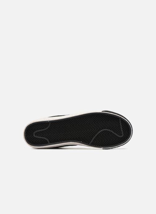Sneakers Nike Wmns Blazer Mid Prm Se Nero immagine dall'alto
