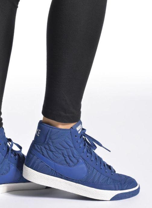 Nike Wmns Blazer Mid Prm Se (Vert) - Baskets (280690)
