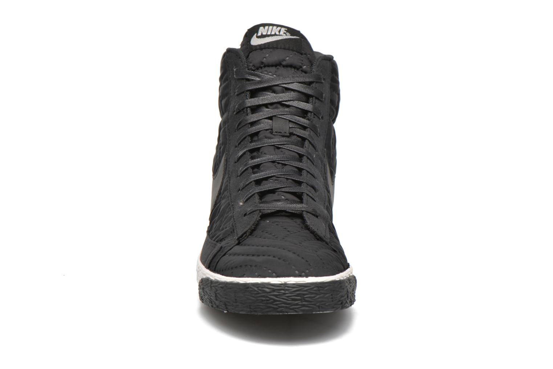 Black black ivory Nike Prm Blazer Mid Se Wmns wqF48