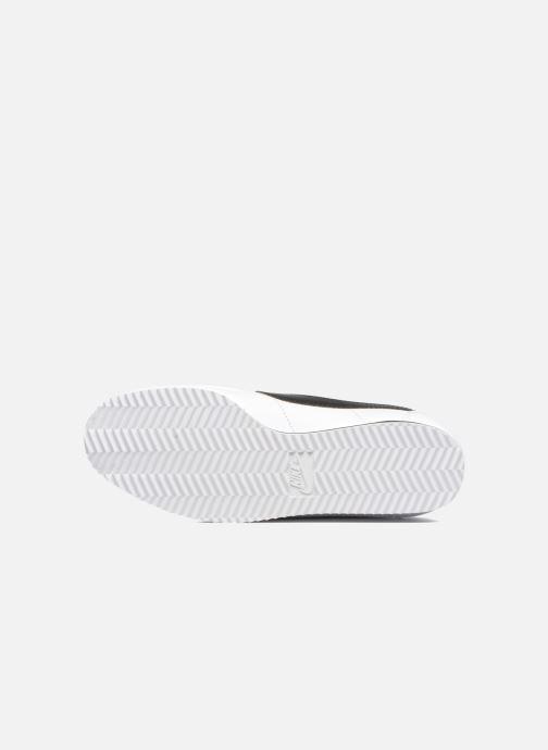 Deportivas Nike Wmns Classic Cortez Leather Blanco vista de arriba
