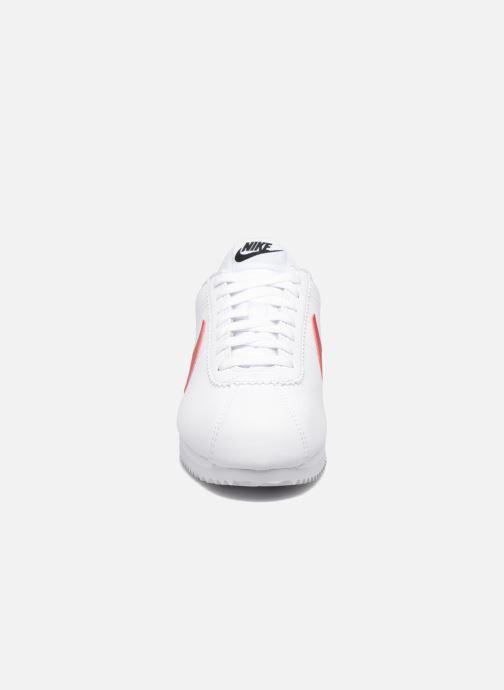 Classic Cortez Wmns Whitevarsity Leather Royal varsity Nike Red nwOPk80