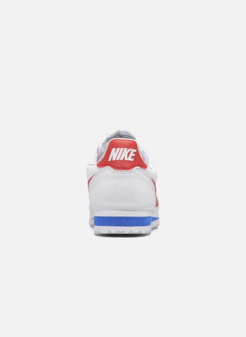 Sneakers Nike Wmns Classic Cortez Leather Wit rechts