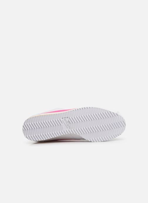 Sneakers Nike Wmns Classic Cortez Leather Wit boven