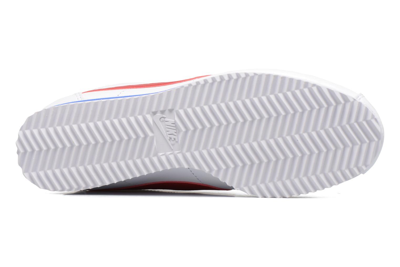 Sneakers Nike Wmns Classic Cortez Leather Vit bild från ovan