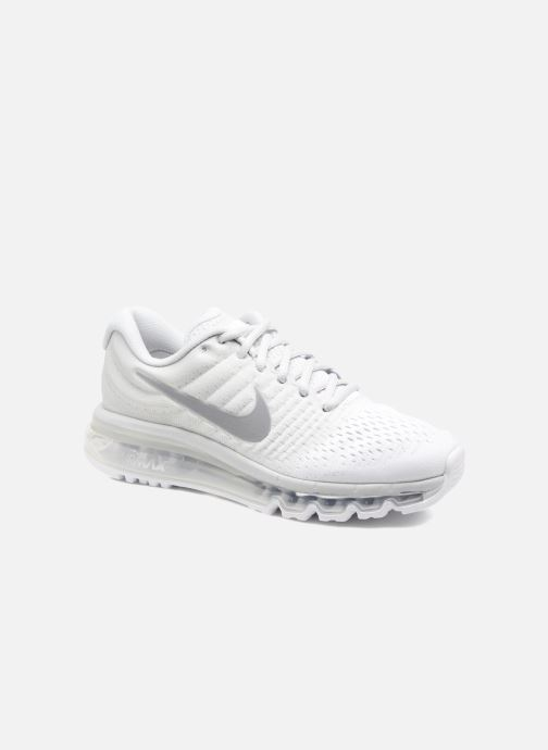 quality design 533fa 0a272 Chaussures de sport Nike Wmns Nike Air Max 2017 Gris vue détail paire