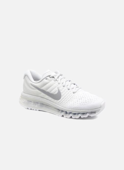 quality design 6fdf6 0b619 Chaussures de sport Nike Wmns Nike Air Max 2017 Gris vue détail paire