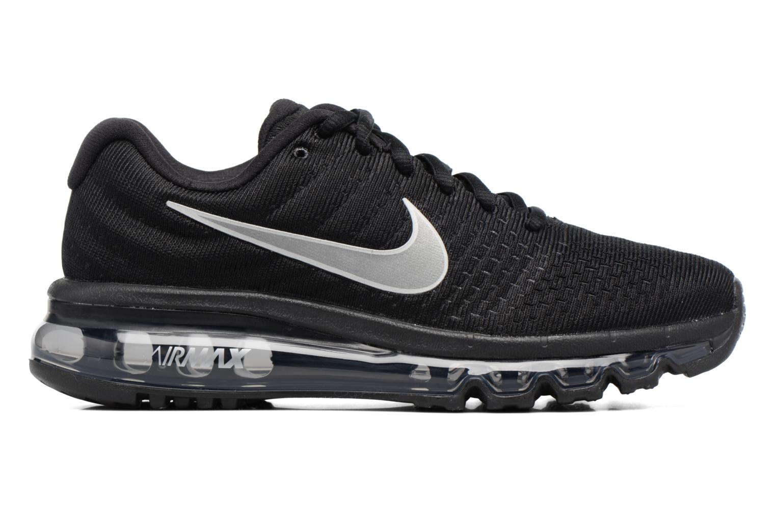 Sport shoes Nike Wmns Nike Air Max 2017 Black back view